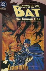 Batman: Shadow of the Bat #12 FN; DC | save on shipping - details inside