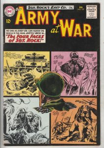 Our Army at War #127 (Feb-63) VF+ High-Grade Easy Company, Sgt. Rock