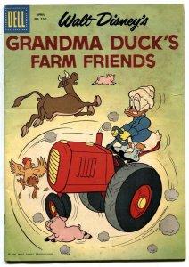 Four Color Comics #1161- Grandma Duck's Farm Friends- VG+