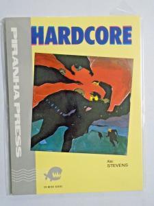 Hardcore #1 GN graphic novel 6.0 FN (1989)