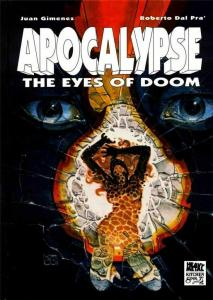 APOCALYPSE : EYES of DOOM hc, 1993, Vietnam War, Gimenez, NM. unread