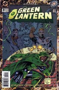GREEN LANTERN ANNUAL (1992 DC) #3 NM- A93853