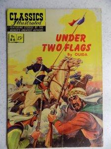 Classics Illustrated #86 (1951) HRN 117