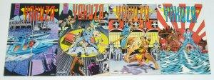 Yakuza #1-4 FN complete series - japanese mob eternity comics set lot 2 3 1987