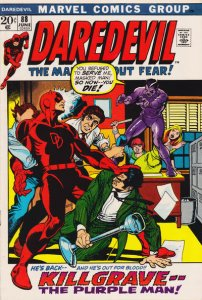 Daredevil #88 (ungraded) stock photo ID# B-10