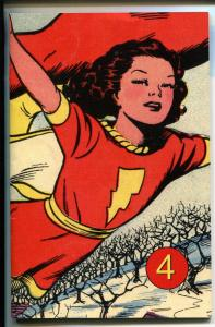 MARY MARVEL FANZIINE #4 2005-GOLDEN AGE REPRINTS-5 1/4 X 7 5/8-COLOR-nm