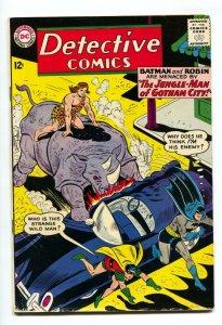 DETECTIVE #315-comic book DC COMIC-BATMOBILE COVER! vg
