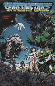 Dragonforce #4 VF/NM; Aircel | save on shipping - details inside