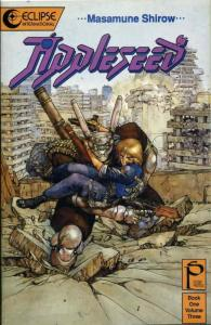 Appleseed Book 1 #3 VF/NM; Eclipse | save on shipping - details inside