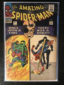 Amazing Spider-Man #37 - 1st App. Of Norman Osborn