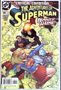 Adventures of Superman #580 (2000)