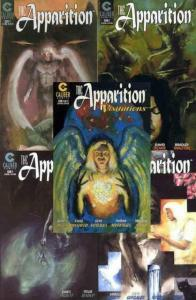 APPARITION (1996 CL) 1-4,Visitations  COMPLETE+ SERIES!