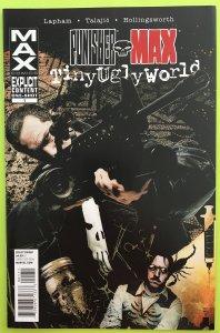PUNISHER MAX TINY UGLY WORLD 1 ONE-SHOT MARVEL 2010