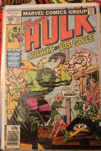 Incredible Hulk #217 FN/VF