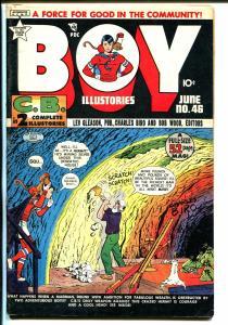 Boy #46 1949-Lev Gleason-Norman Maurer-George Tuska-high grade copy-VF