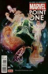 All-New, All-Different Marvel Point One #1 FN; Marvel | save on shipping - detai