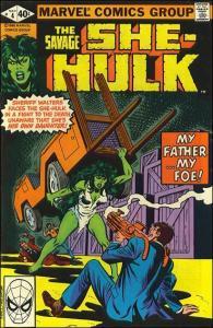 Marvel THE SAVAGE SHE-HULK #4 FN/VF