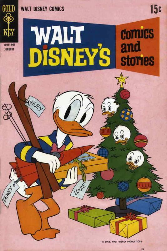 Walt Disney's Comics and Stories #340 FN; Dell | save on shipping - details insi