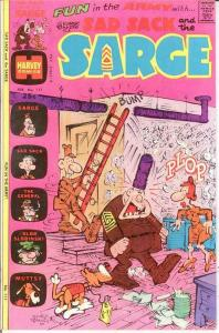 SAD SACK & THE SARGE (1957-1982) 111 VF- COMICS BOOK