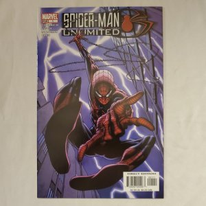 Spider-Man Unlimited 1 Near Mint Cover by Shinkiro