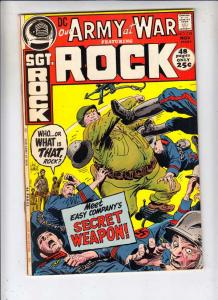 Our Army at War #238 (Nov-71) VF+ High-Grade Easy Company, Sgt. Rock