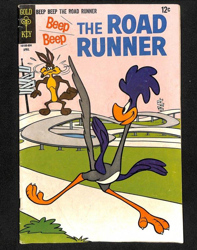 Beep Beep the Road Runner #7 (1968)