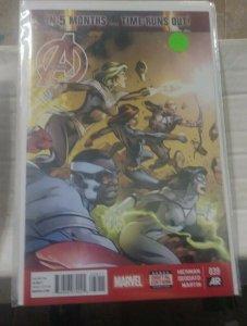 Avengers # 39 2015 Marvel  hickman  thor ironman 5 MONTHS UNTIL SECRET WARS
