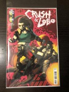 Crush & Lobo #1 Pride Month Issue NM