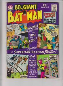 80 Page Giant #12 FN- july 1965 - batman - robin - silver age dc comics
