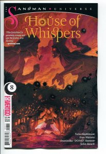 HOUSE OF WHISPERS (2018 DC) #8