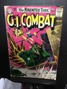 G.I. Combat #99 (1963) Raytown haunted tank cover key! Affordable grade VG Wow!