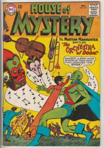 House of Mystery #147 (Dec-64) FN+ Mid-High-Grade Martian Manhunter, Robby Re...