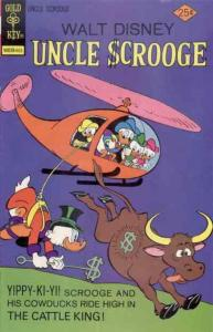 UNCLE SCROOGE 126 VF-NM March 1976 COMICS BOOK