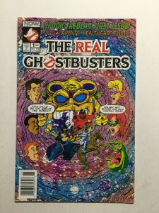 The Real Ghostbusters 1 Near Mint Nm Now Comics