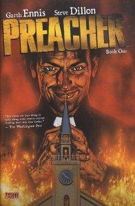 PREACHER HC (2009 Series) #1 3RD PRINT Near Mint
