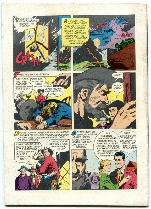 Luke Short's King Colt- Four Color Comics #651 1955- Dell Western VF