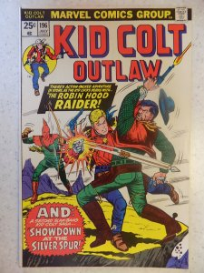 KID COLT # 196