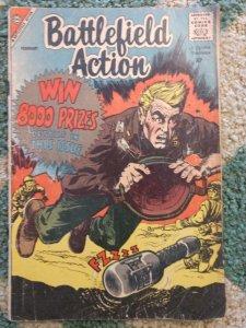 Battlefield Action #23 (1959)