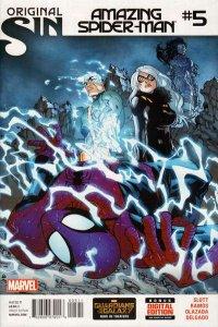 Amazing Spider-Man (2014 series) #5, VF (Stock photo)