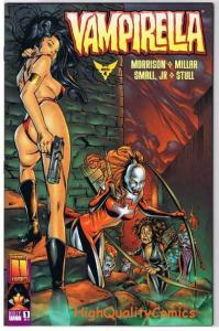 VAMPIRELLA #4, NM+, Vampire, Femme Fatale, 1997, more in store