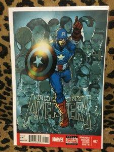 UNCANNY AVENGERS - 2012 & 2015 SERIES MARVEL COMICS - 6 ISSUES - VF+ Never Read