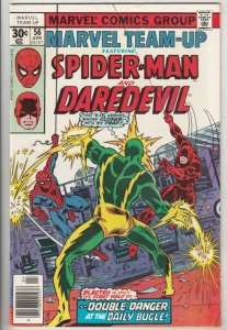Marvel Team-Up #56 (Apr-77) NM Super-High-Grade Spider-Man