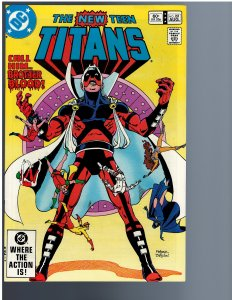 The New Teen Titans #22 (1982)