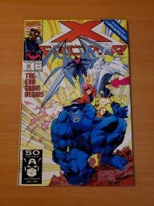 X-Factor #65 Direct Market Edition ~ NEAR MINT NM ~ (1991, Marvel Comics)