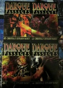 DARQUE PASSAGES (1997 ACCLAIM/VALIANT) 1-4 Origin