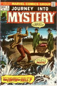 JOURNEY INTO MYSTERY (1972 2ND) 9 VF-NM Feb. 1974 COMICS BOOK