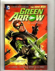 Green Arrow Vol. # 1 Midas Touch DC Comics TPB Graphic Novel Comic Book J380