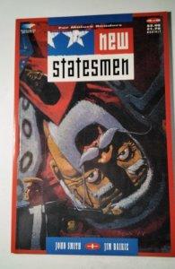 New Statesmen #4 Fleetway  Comic Book J756