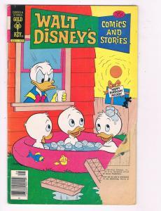 Walt Disney's Comics & Stories #455 GD/VG Dell Gold Key Comic Book DE5