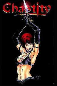 Chastity: Theatre of Pain #1SC VF/NM; Chaos   save on shipping - details inside